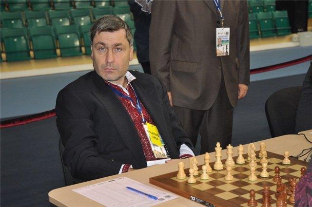 Львівський гросмейстер Іванчук піднявся на п'яту сходинку світового рейтингу
