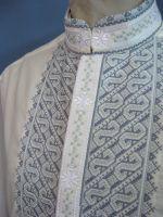 Сорочка-вишиванка чоловіча ТМСВ-086А «Безкінечність» - Рідна мода ... 46159d2551c9b