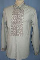Сорочка-вишиванка чоловіча ТМСВ-086Б «Безкінечність» - Рідна мода ... 4f1b62ae5bf47