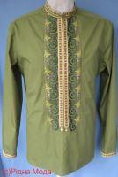 Сорочка-вишиванка чоловіча ТМСВ-111 «Гетьман» - Рідна мода. Магазин ... a41393550641b