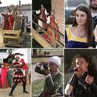 Відбувся фестиваль середньовічної